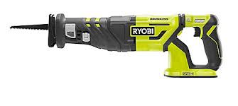 RYOBI 18V e Brushless Reciprocating Saw