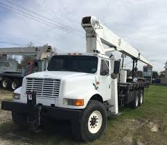 AAPPSA USED EQUIPMENT CLASSIFIEDS - Boom Truck