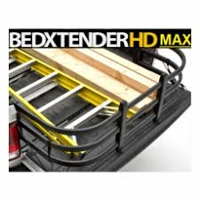 bed x tender flipping truck bed extender by amp research for ford