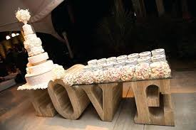 Wood Cake Stand Wedding On Love Sign Michaels