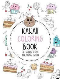 Kawaii Coloring Book A Super Cute Manga Anime And