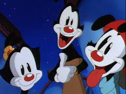 Animaniacs Hooked On A Ceiling Episode by