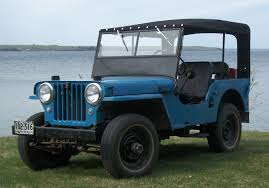 Willys Jeep Parts Unique 1950 Willys Jeep M38a Parts Truck - Car ...