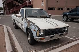 THE STREET PEEP: 1980 Toyota Hilux SR5