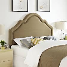 Roma Tufted Wingback Headboard by Dorel Living Better Homes And Gardens Everly Full Queen Arched