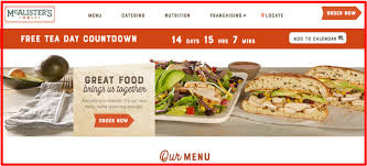 McAlisters Deli Survey – Win McAlister's Free Cookie At ... Shiptime Stco Coupon Bombay Chopstix Richardson Coupons Mcalisters Guest 5 Restaurant Survey Holiday Bonus Buy A Gift Card Get Freebie At These Associated Whosale Grocers Coupons 1 Promo Coupon 20 Off Foodsby Code For Existing Customer Dec 2019 Theme Wordpress Slate By Eckothemes Greathostuponcom Localflavorcom Mcalisters Deli 10 For Worth Of You Can Take Value Village Listens Survey Seamless Perks Delivery Deals Codes And Free Birthday Meals W Food On Your Discount Tire Cordova Annah Hari Dh Code