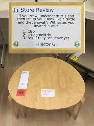 funny ikea review 9