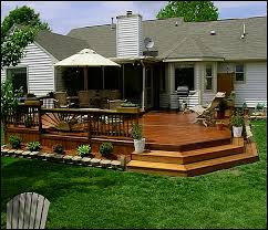 House Deck Plans Ideas by Awesome Home Decks Designs Photos Decorating Design Ideas