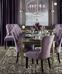 Violet, Grey, And Silver Dining Room | Hollywood Homes | Elegant ... Sofia Imaestri Marseille Transitional Upholstered Seat And Back Ding Side Chair By Steve Silver At Wayside Fniture Shollyn Uph 4cn Colette Velvet Violet Grey Silver Ding Room Hollywood Homes Elegant Exquisite Workmanship Series Room Round Tabelegant Table And Chairsbf0104009 Buy Setantique 25 Gray Ideas Bella 5piece Kitchen Set Silverlight Grey Chairs New Fascating Black Sets Vergara Paris 5 Pc 1958 Glam Elegance Del Sol Home Bevelle 18 Inch Leaf