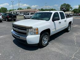 100 Used Chevy Truck For Sale 2011 Chevrolet Silverado 1500 2WD Crew Cab 1435 LS At