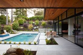 100 Glass Walls For Houses Wall House Klopf Architecture Casalibrary