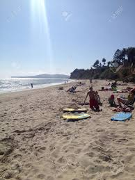 100 Butterfly Beach Santa Barbara Stock Photo Picture And Royalty