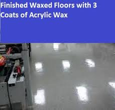 vct tile stripping waxing carpet care