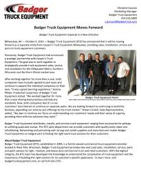 Badger Truck Equipment Moves In New Direction - Badger Truck Equipment Prairie Turf Equip On Twitter Great Day In Southern Manitoba To Be Marco Equipment Industrial Municipal Sweepers And Scrubbers Crysteel Truck Pages 51 98 Text Version Fliphtml5 Hackel Miller Blast 175 Million Road Funding Say It Goes A Ming Dump Africa Shovoya Sub Brand Of Chancos 2019 Freightliner Business Class M2 106 The Original Exchange Home Offroad Light Kit Powerstep Xl Outfitters File1934 Chevrolet Truck Used Surveys Southern Oregon Plots Northland Co Inc Accsories Available Niagara Metals Scrap Metal Recycling