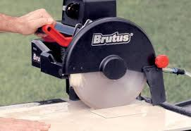 Home Depot Tile Saw Pump by How To Cut Tile With A Wet Saw At The Home Depot