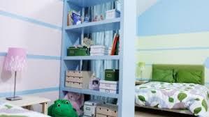 astuce pour separer une chambre en 2 comment créer deux zones distinctes dans une chambre d enfants