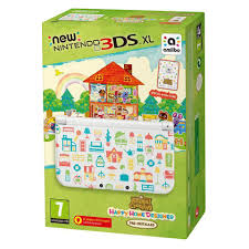 New Nintendo 3DS XL Animal Crossing: Happy Home Designer Edition ... Animal Crossing Happy Home Designer Nfc Bundle Unboxing Ign Four New Scans From Famitsu Fillys House Youtube Amiibo Card Reader New 3ds Coverplate Animalcrossing Nintendo3ds Designgallery Nintendo Fandom Readwriter Villager Amiibo Works With Review Marthas Spirit Animals Japanese Release Date Set