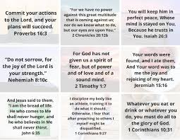Print These Bible Verse Devotional Cards And Stash Them Any Every Where You Need A Reminder Refreshment From The Word Of God