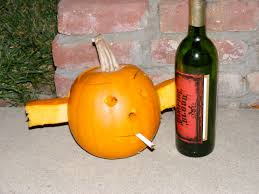Sick Pumpkin Carving Ideas by Drunk Pumpkins Alcoholic Pumpkin Carving