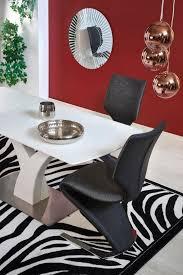 neu esstisch palermo 140 180 cm edelstahl mdf lackiert tisch und stühle wohnzimmer komplett set kaufen top qualität