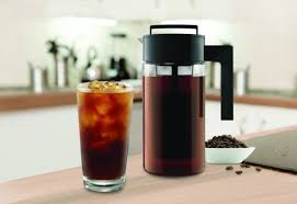 Takeya Cold Brew Iced Coffee Maker With Airtight Seal Made In USA 1 Quart