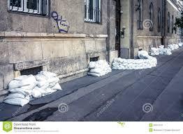 sac de inondation sacs de à l inondation photo stock image 50575134