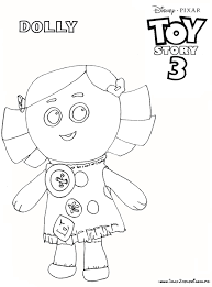 Coloriage Toy Story 3 Nouveau Toy Story Coloring Pages Download