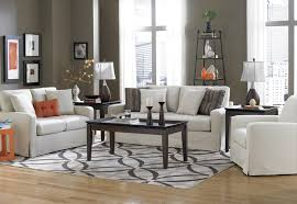 Living Room Best Area Rugs For Hardwood Floors Striped Rug Red Sofa White Fireplace Tile