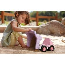 Green Toys Pink Dump Truck – Lil Tulips