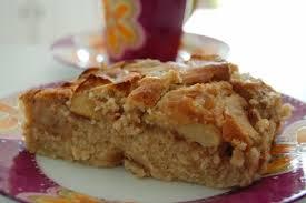 dessert aux pommes sans gluten gâteau aux pommes sans gluten sans oeufs sans lactose le de