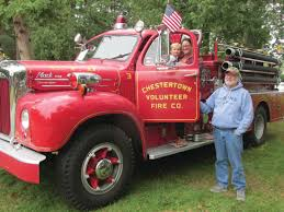 Antique Fire Trucks Show They Still Have The Spray | Johnston Sun Rise