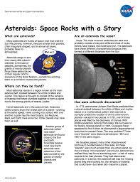 100 Space Articles For Kids Printed Product Downloads NASA Place NASA Science