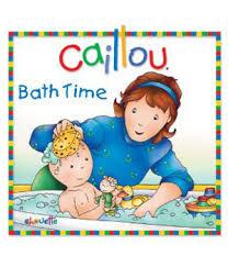 bath time caillou wiki fandom powered by wikia
