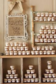 Vintage Rustic Wedding Party Favors