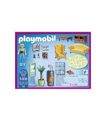playmobil wohnzimmer mit ofen und holz playmobil puppenhaus