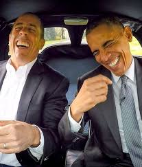 Jerry Seinfeld And Barack Obama On Comedians In Cars Getting Coffee Netflix