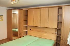 hochwertiges komplett schlafzimmer buche natur bett