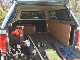 Erin Flanagan - Truck Bed Platform + Drawers