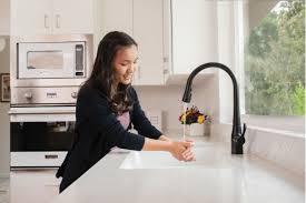 Kohler Simplice Faucet Cleaning by Faucet Com K 596 Bl In Matte Black By Kohler