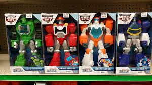 Transformers Rescue Bots Playskool Heroes - DX Robo