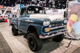 100 Vintage Trucks PHOTOS The Showstopping Custom Vintage Trucks Of SEMA 2017