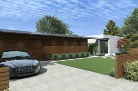 Modern House Fronts by Front Facade