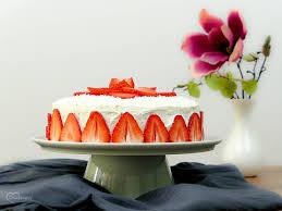 erdbeer kokos torte dinkelliebe backblog foodblog genussblog
