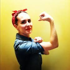 Rosie The Riveter Halloween Diy by Sarah U0027s Real Life