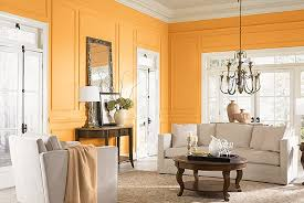 Popular Living Room Colors 2015 by Wall Color That Makes Red Brick Fireplave Pop Living Room Painting