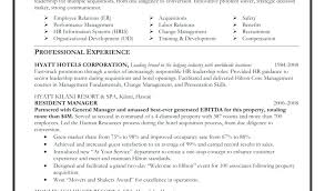 Best Executive Resume Samples Or Hr Sample Information Technology Examples Example 2016