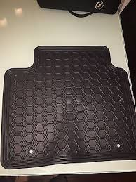 Lexus All Weather Floor Mats Es350 by Lexus Es350 2007 2012 Oem Genuine 4pc All Weather Floor Mats