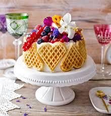 herzchen torte zum muttertag selber machen diy
