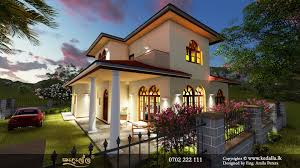 100 2 Storey House With Rooftop Design Plans In Sri Lanka Two Story 3D Home PlansKedallalk