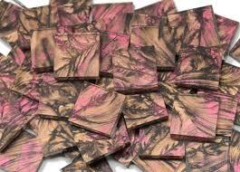 bulk discount fuchsia chagne gogh stained glass mosaic